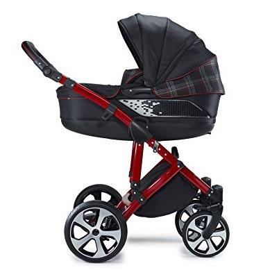 Baby Erstausstattung - VW GTI Kinderwagen